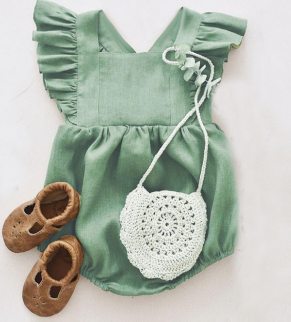 Summer Clothes Baby  4
