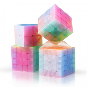Jelly Cube Warna Warni 2