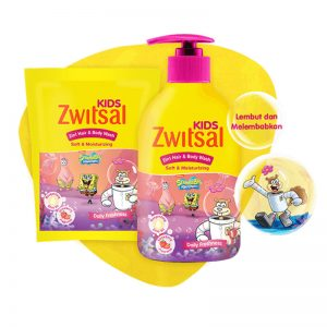 Zwitsal-Kids-2-in-1-Hair-and-Body-Soft-&-Moisturizing-Pink