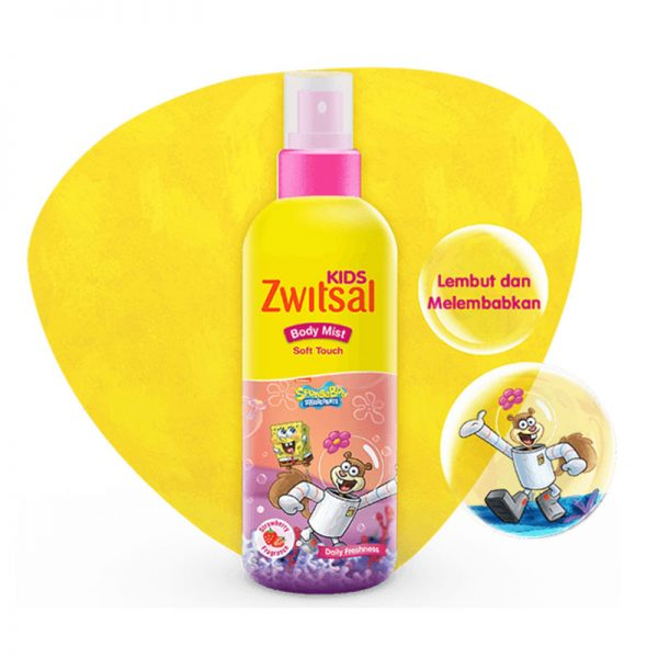 Zwitsal-Kids-Body-Mist-Soft-Touch-Pink