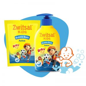 Zwitsal-Kids-Bubble-Bath-Active-Blue