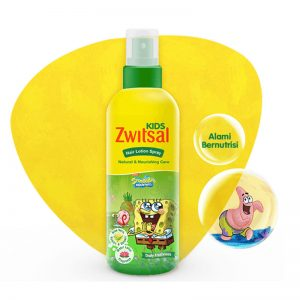 Zwitsal-Kids-Hair-Lotion-Natural-&-Nourishing-Care-Green