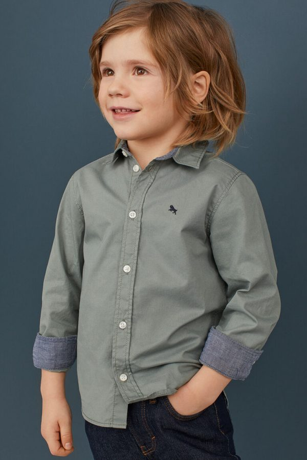 H&M Kids Cotton Shirt