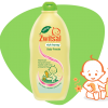 Zwitsal Baby Powder Natural Aloe Vera 300 gr