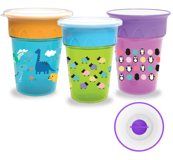 360° Sipper Cup