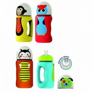 BabySafe Bottle Silicone Spout 300 ml