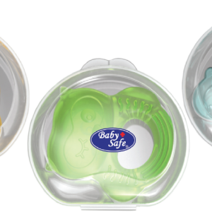 BabySafe Cooling Teether With Case with Purified Water