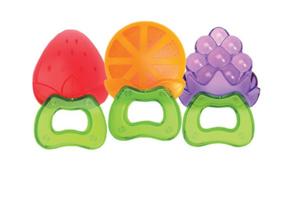 BabySafe Cooling Teether with Purified Water