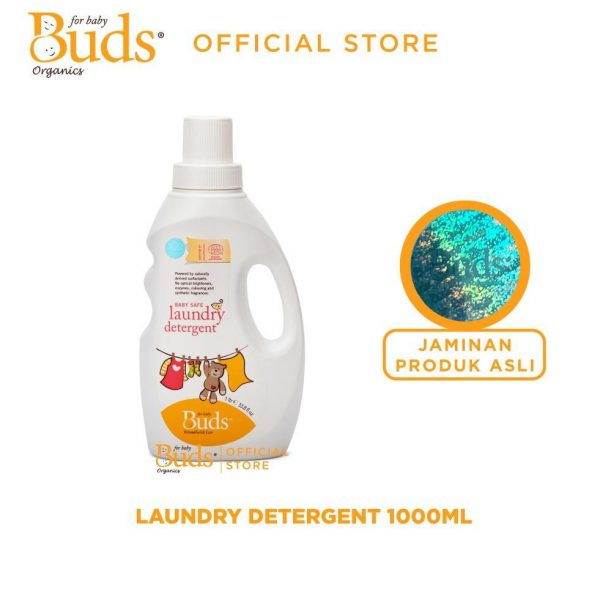Buds Organics BHE - Baby Safe Laundry Detergent 1000ml