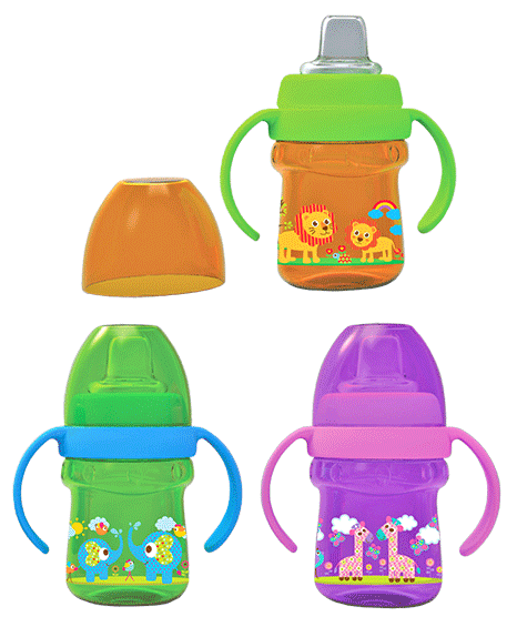Cup Soft Spout 125 ml