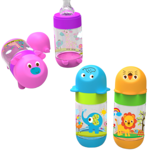 Feeding Bottle 125 ml