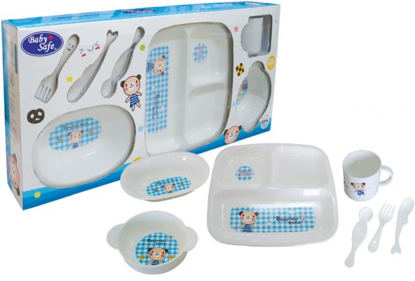 Feeding Set 7 pcs