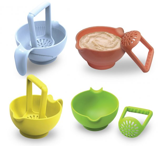 Food Masher Bowl