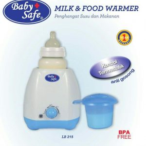 Milk & Food Warmer Baby Safe