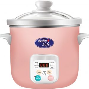 Slow Cooker 1,5 L With auto menu