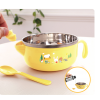 Stainless Steel Insulated Bowl 450 ml