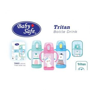 Tritan Straw Cup Baby Safe 350 ml