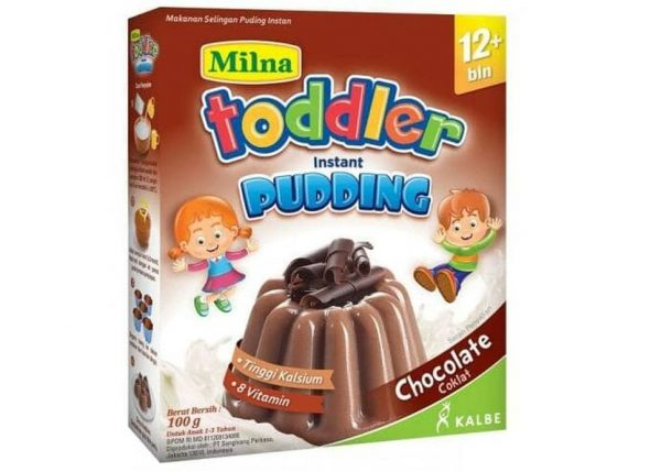 Milna Toddler Puding Instant Chocolate 100gr