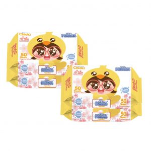Pokana Hygiene Wipes - Chick2 x 4 Pack
