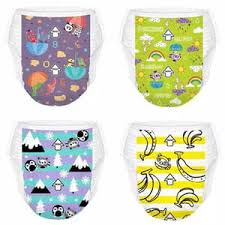 Pokana Pants Surprise Design M 48 Pcs - Sachet 1