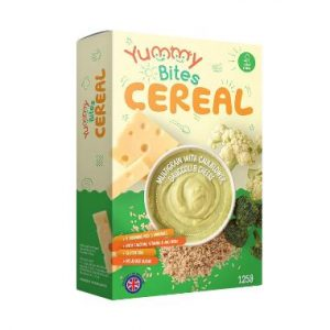 Yummy Bites Tropical Fruit Delight Cereal [120 g]